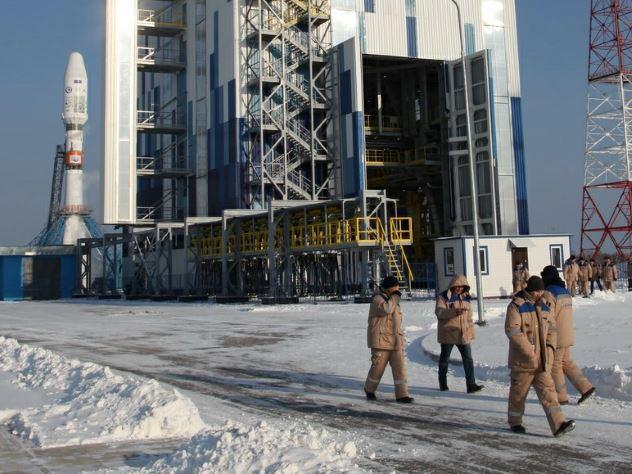 На космодром «Восточный» отправили работать студентов