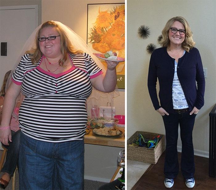Моя реальная история похудения видео