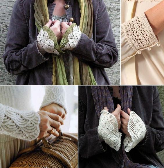 Такие разные рукава и рукавчики (идеи)... Интересные рукава изменят даже самую скучную вещь!