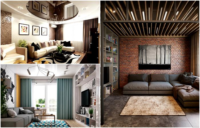19 идей дизайна небольшой гостиной, которые стоит взять на вооружение тем, кто планирует ремонт