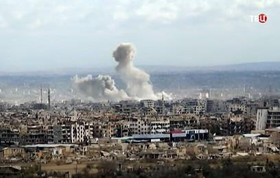 Генштаб России рассказал о подготовке США к удару по Дамаску
