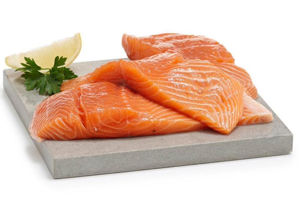 Рыбные котлеты из лосося