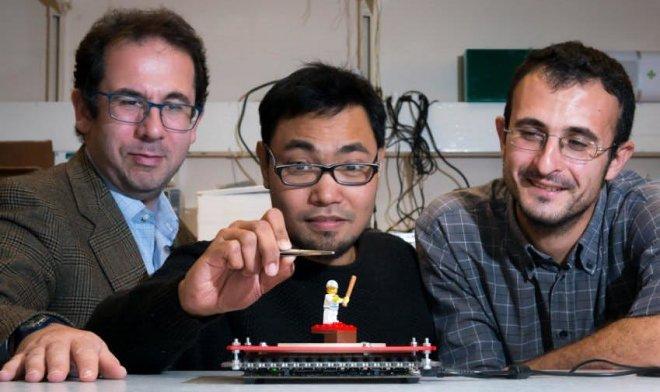 Устройство SoundBender заставляет предметы левитировать с помощью звуковых волн