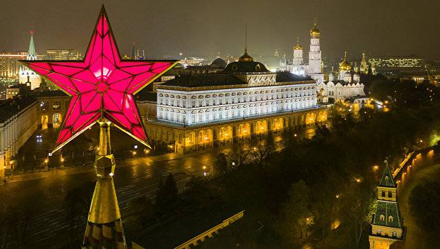 Реакция Кремля на оскорблени…