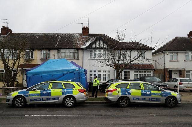 Полиция Лондона не выявила признаков взлома в доме убитого Глушкова