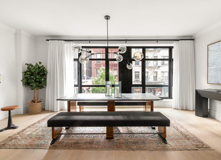 В гостях у Софи Тернер и Джо Джонаса: экскурсия по квартире за 5,9 миллионов долларов в Нью-Йорке Стиль жизни,Дома звезд