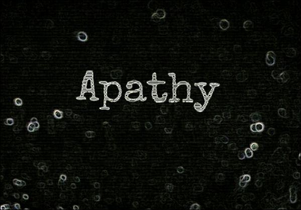 Что такое апатия и как с ней бороться