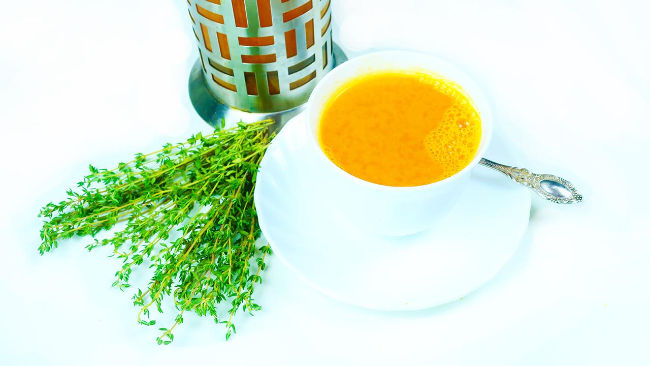 Согревающий чай от простуды