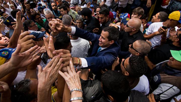 """""""Ставить на Гуайдо - проигрышный вариант"""": План США подмять Каракас потерпел фиаско. Эксперты объясняют, почему геополитика"""