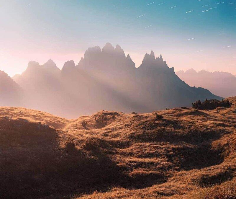 8. Альпы, горные вершины, горы, пейзажи, природа, фото природы, фотограф, фотографии природы