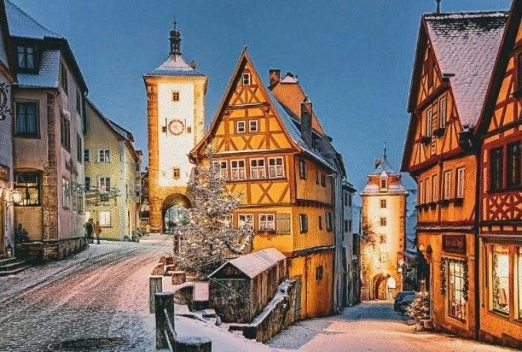 12 причин, чтобы переехать в Германию