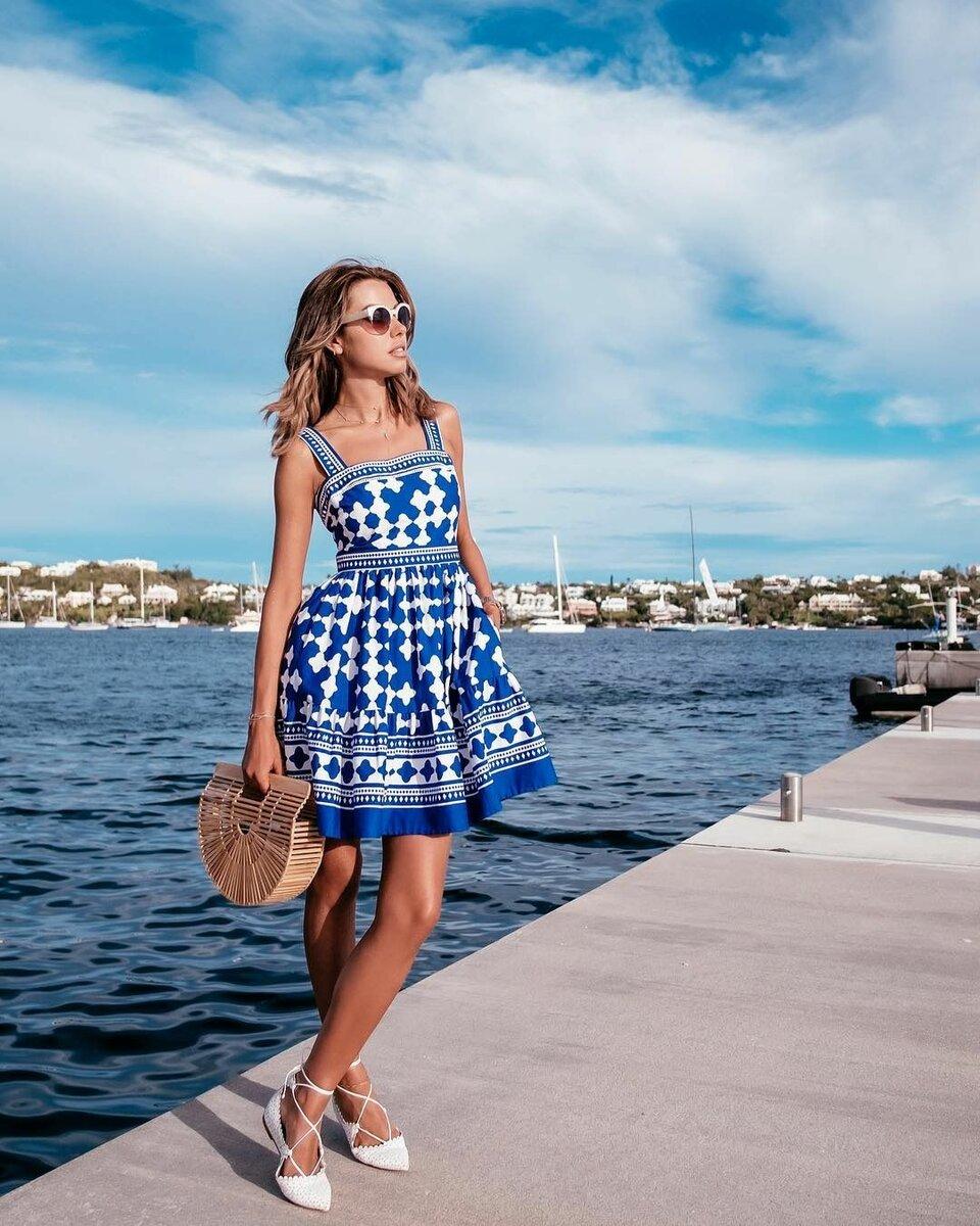 3 легких сарафана, которые стилисты советуют носить летом 2020