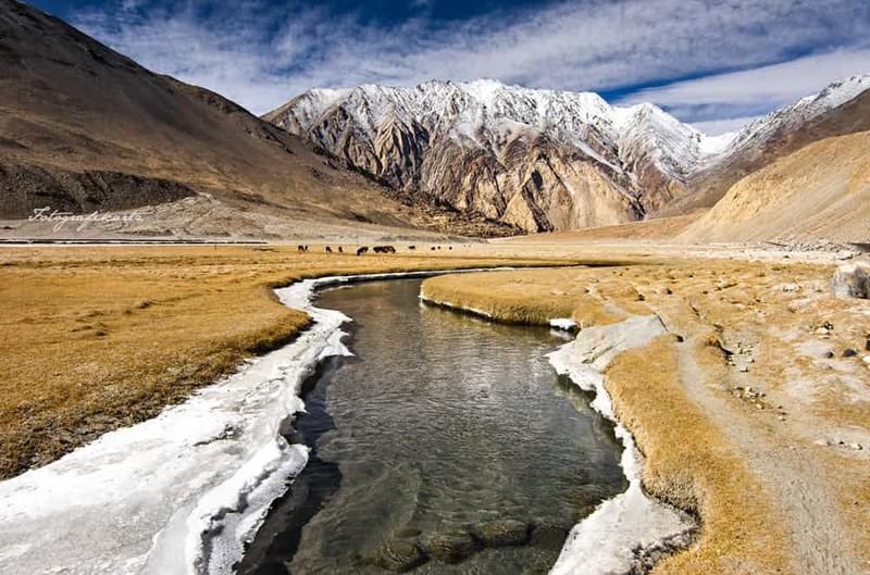 10. Чангтан, высокогорное плато в Тибете дом, жилье, опасные места, строительство
