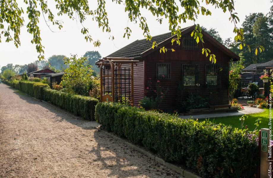 Почему в Германии запрещено ночевать на дачах где и как,дача,кто,сад и огород