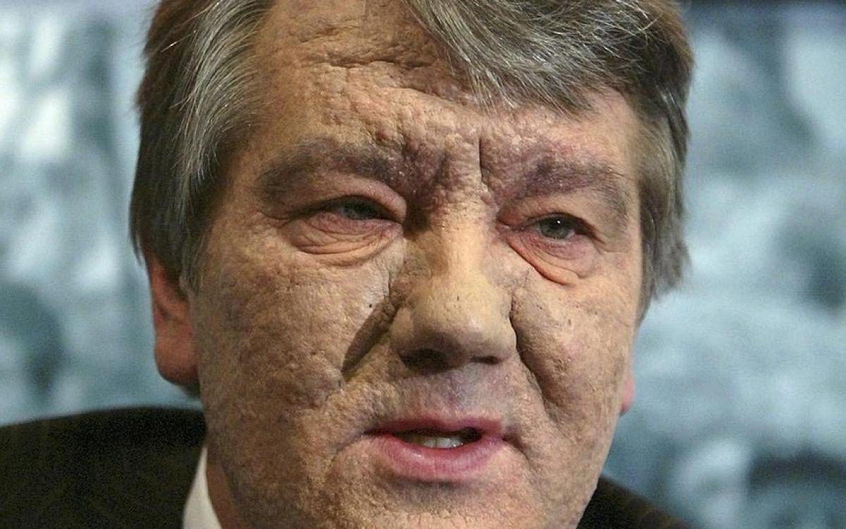 Ющенко назвал россиян любите…