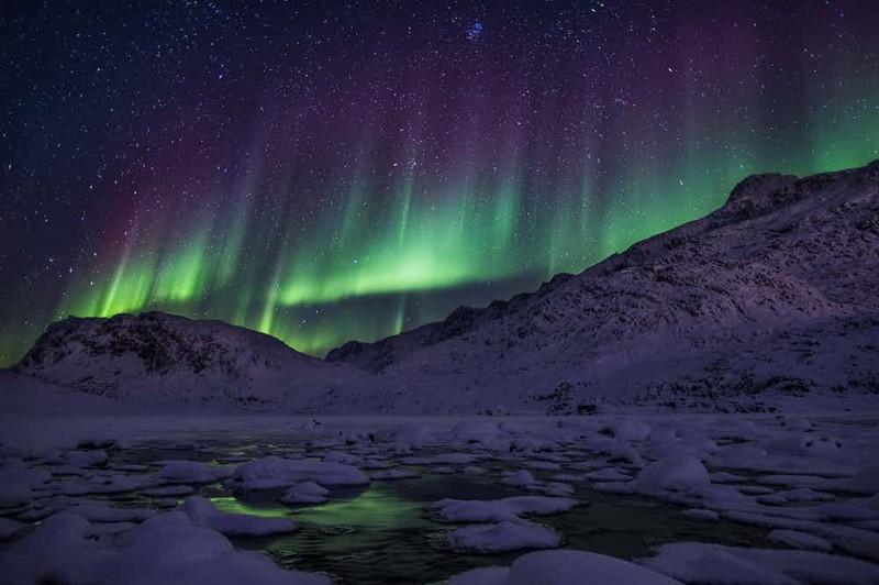 13. Гренландия дом, жилье, опасные места, строительство