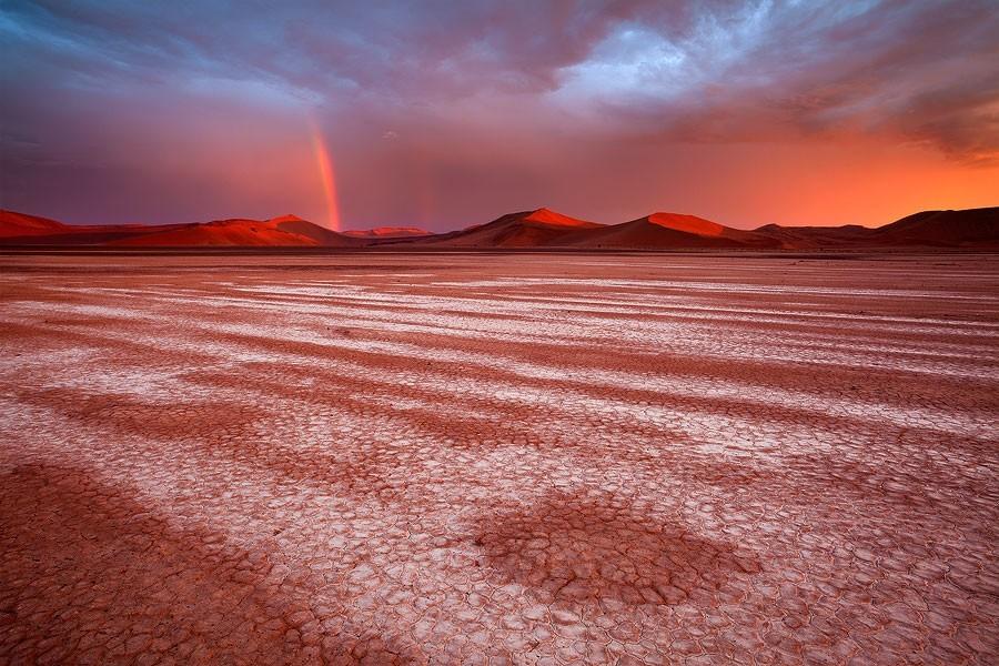 Пустыня -  красивейшая часть нашей планеты, таящая множество загадок