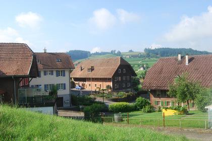 За жизнь в швейцарской деревне решили заплатить 100 тысяч рублей 2