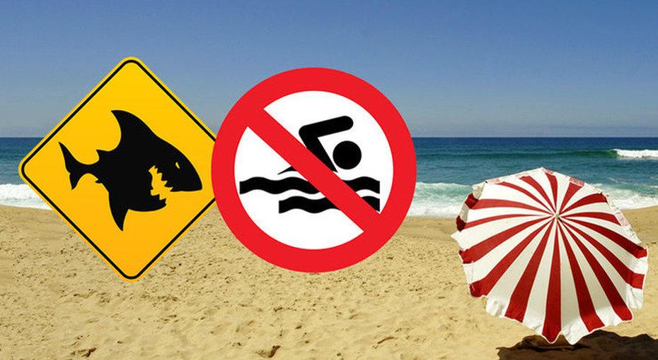 Плавать запрещено: 6 признаков того, что купаться в водоеме опасно