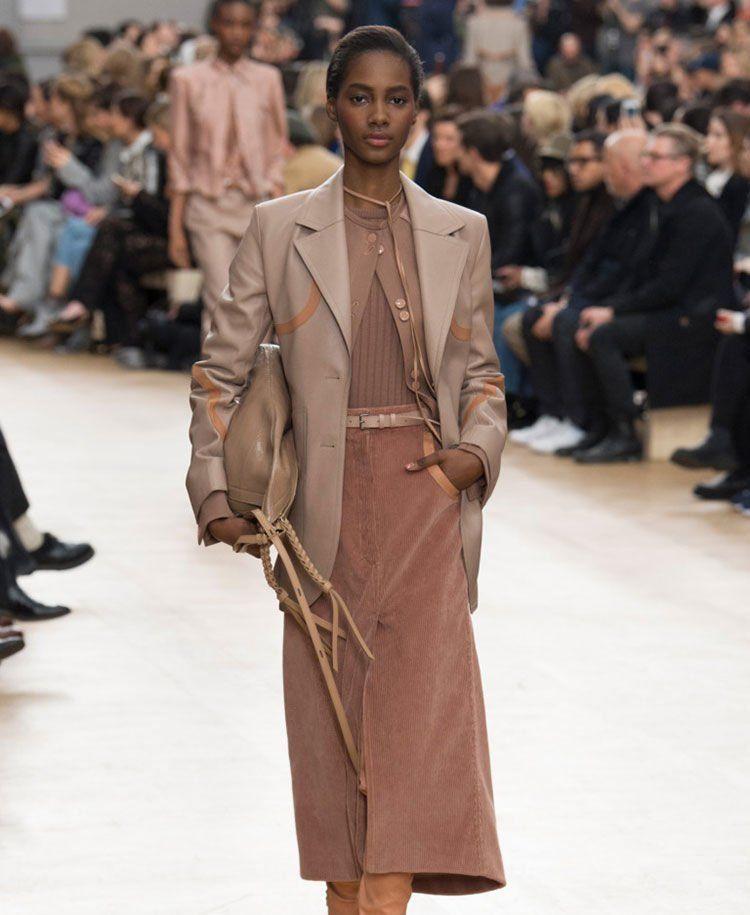 Весна 2020 — юбки сложного кроя, длина миди, фото № 45