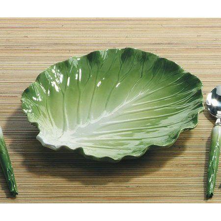 Интересные вазочки из листьев: мастер-класс