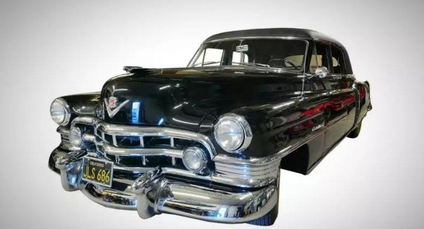 На продажу выставлен лимузин Cadillac из «Крестного отца» Автомобили