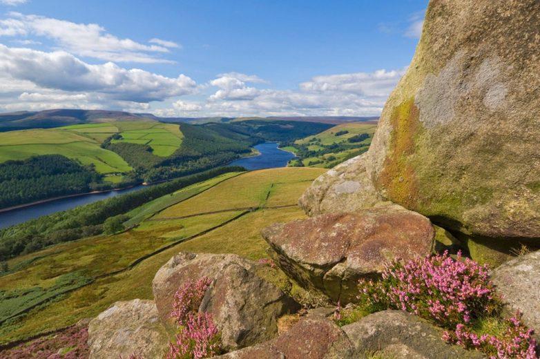 Виртуальная прогулка по национальному парку «Пик Дистрикт» Англия,Великобритания,национальные парки