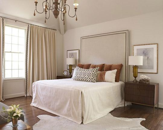 Правила ухода за постельным бельем и шторами