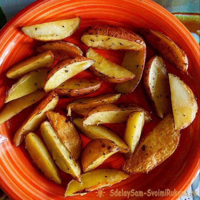 Рецепт для молодого картофеля