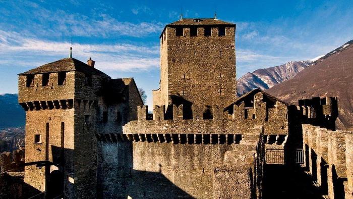 Крепость Беллицоны