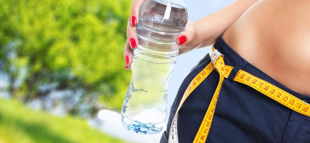 Похудеть исключив воду