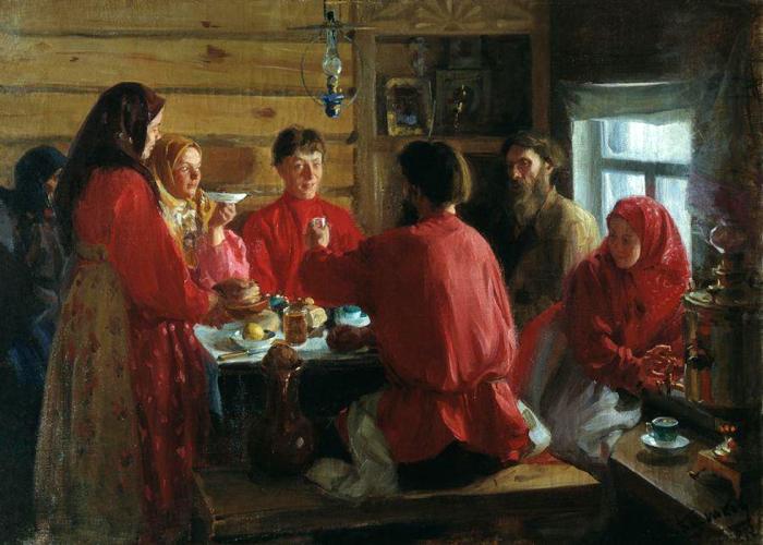 Особенности семейной жизни на Руси
