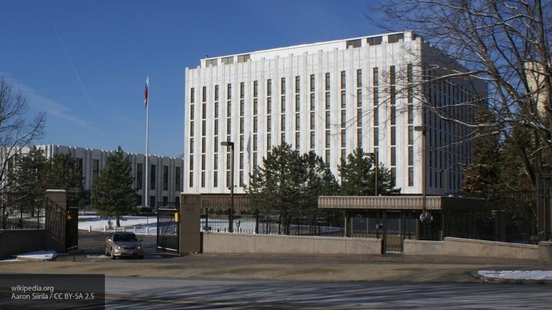 Посольство РФ в США предложило чиновникам из Вашингтона посетить Крым
