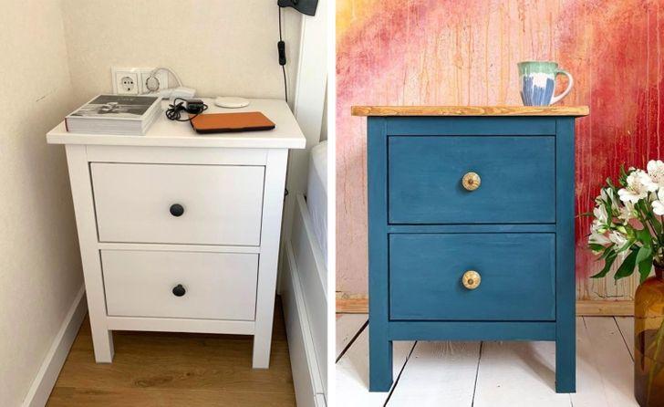 16 случаев, когда мебели со свалки дали вторую жизнь и она стала смотреться круче дизайнерской для дома и дачи,интерьер,мебель
