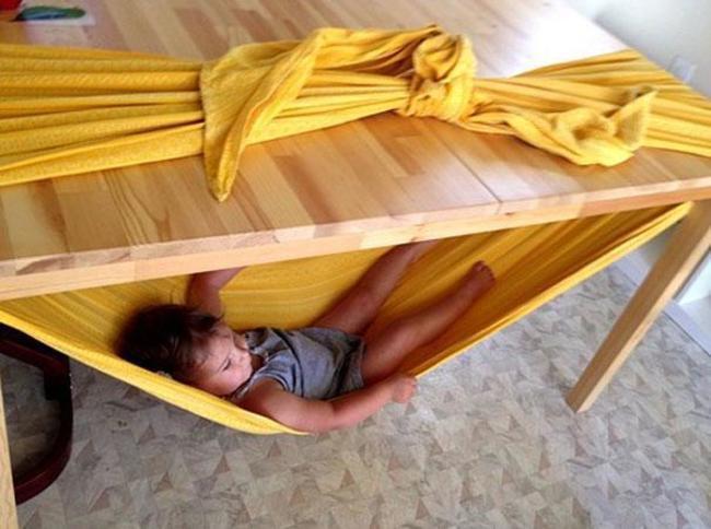 Родительский смекалка: 12 полезных идей