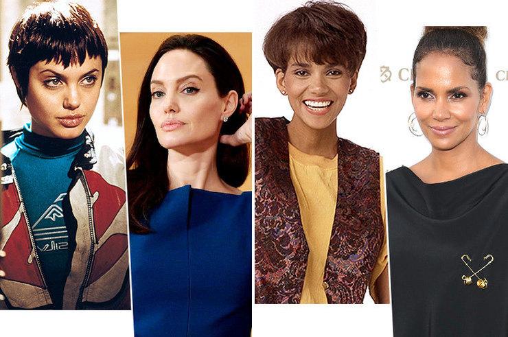 Знаменитые актрисы, какими мы их увидели впервые на экранах