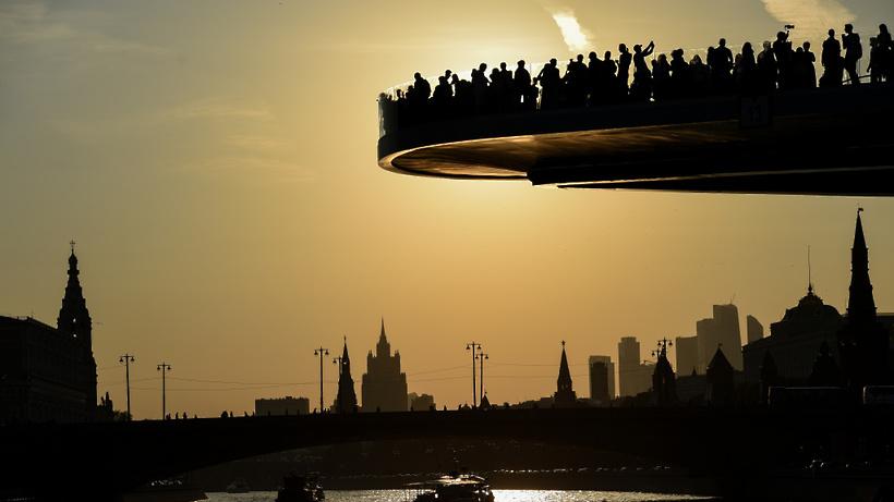 Москву номинировали на туристическую премию World Travel Awards