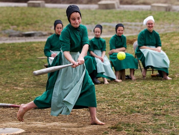Традиции старообрядцев, мормонов и меннонитов в наши дни