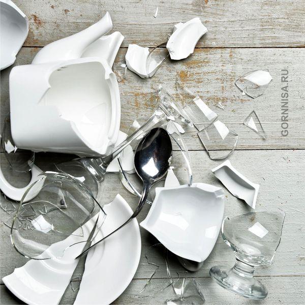 разбитая тарелка к счастью картинки простить тех кто