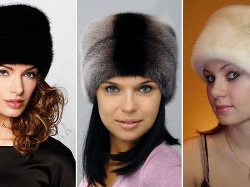 Модные головные уборы осенне-зимнего сезона на любой вкус