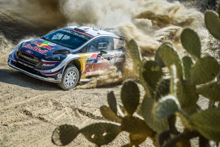 WRC-2018. Неудачи Леба и Сор…