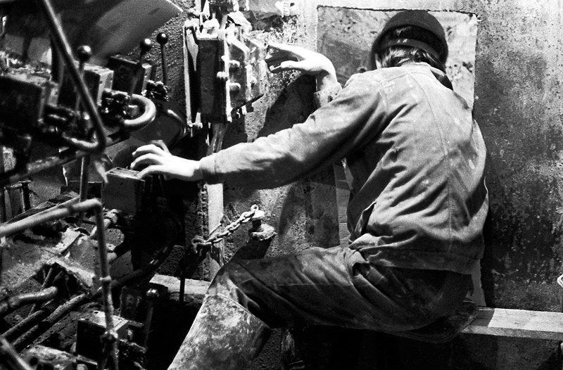 Негламурные советские люди производственных профессий