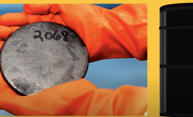 Уран для АЭС: как руда становится топливом для реактора Культура