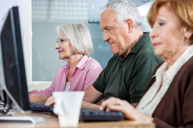 Студент в 55. В «Серебряном университете» пенсионеров будут учить бесплатно