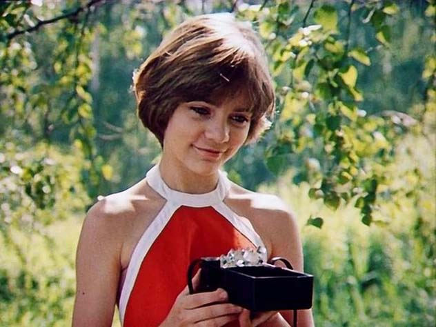 Какой была настоящая «гостья из будущего» Алиса Селезнева