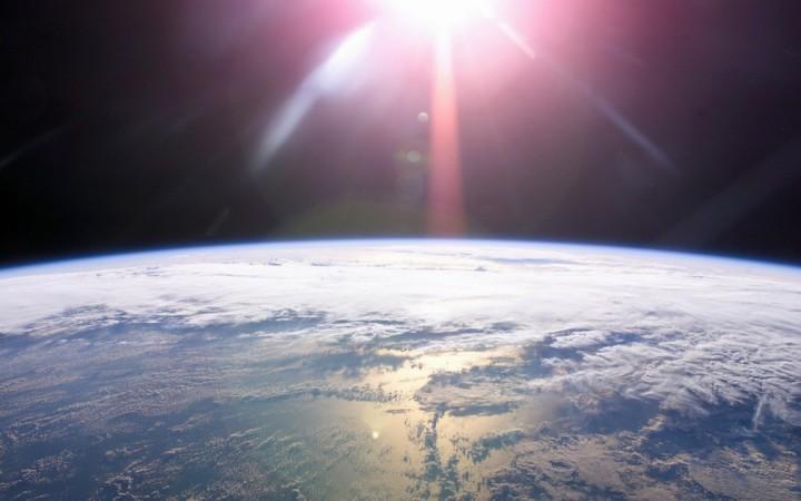 50 потрясающих фотографий планеты Земля из космоса