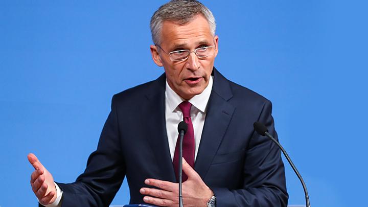 Генсек НАТО «открыл глаза» Западу на воссоединение Крыма с Россией