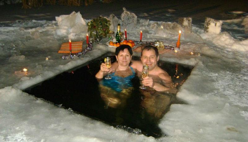 15 странных снимков из России