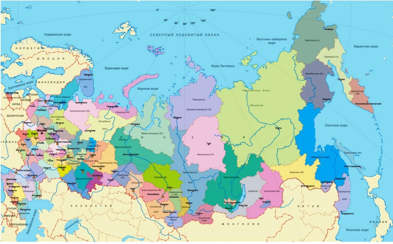 Кому на Руси жить хорошо. Регионы