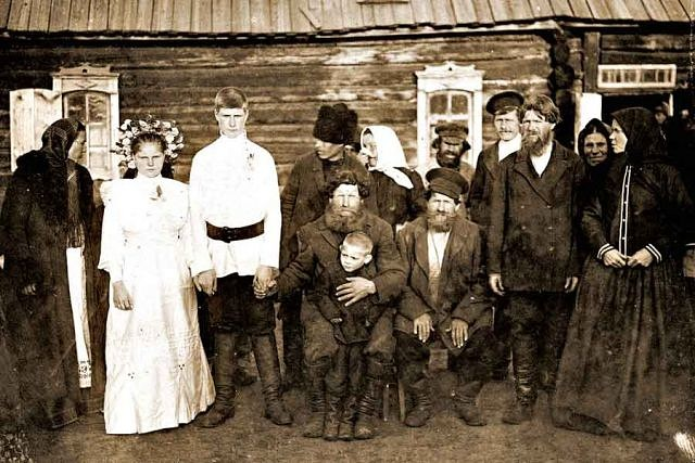 О семейных традициях на Руси.